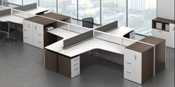 choices colour Plywood,Laminate Finishing Modular Office Furniture, For Commercial Purpose