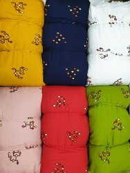 Embroidery Rayon Fabric