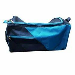 Blue Nylon Fiber Travel Bag