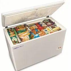 Voltas 405 L Single Door Deep Freezer, Auto-Defrost, 230 V