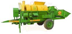Mini Combine Thresher