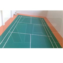 Badminton Court/Flooring Training 4.5mm