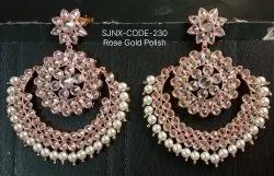 Gold Plated Design Traditional & Antique Earring