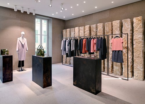 Boutique Interior, 3d Interior Design Available: Yes