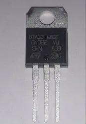 Triacs 12 Amp 600 Volt BTA12-600BRG STM