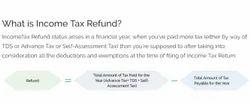 Pan Card Income Tax Refund Status, Pan India