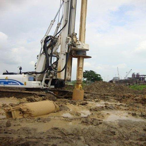 Shoring Piling Services