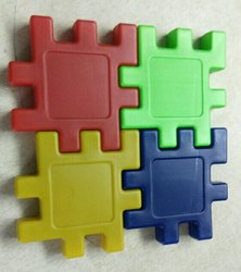 Education Puzzle Block