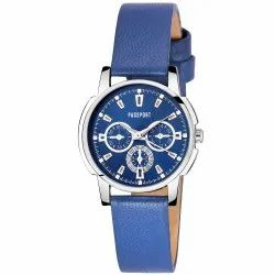 Blue Ladies Watch