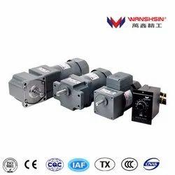 Wanshsin Three Phase Variable Speed Gear Motor