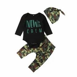 Sustainable Kids Pant Top Set
