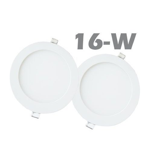 A-One Gold 16W Panel Light, Shape: Round