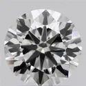 1.21ct Lab Grown Diamond CVD F VVS2 Round Brilliant Cut IGI Certified Stone