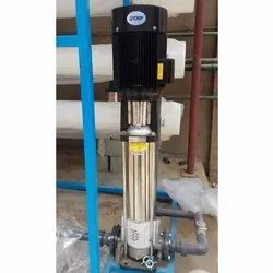 Stainless Steel Single Phase Electric High Pressure Pump for Industrial And Commercial