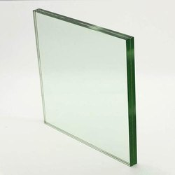 Mico Transparent Laminated Glass, Thickness: 9.5-25.5mm, for Cladding