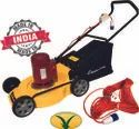 Commercial Electric Lawn Mower With Godrej Motor