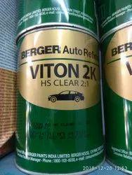 Berger Auto Refinish Paints