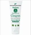 Face Wash Neem Tulsi Aloevera, Packaging Size: 100 Ml