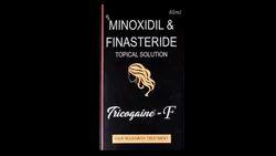 Minoxidil 5%, Finasteride 0.1% ( Tricogaine - F) Topical Solution
