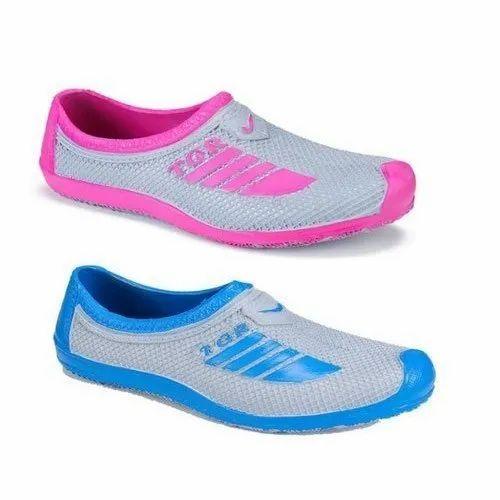 Shoplutera Ladies PVC Rubber Shoes