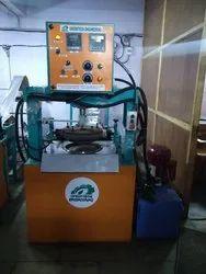 Disposable Paper Thali Making Machine