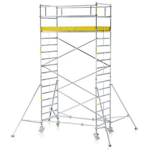 Scaffold Tower And Ladder - Mobile Scaffold Tower