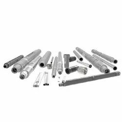 Grey VMC,CNC Lathe Precision Machining Services, For Industrial