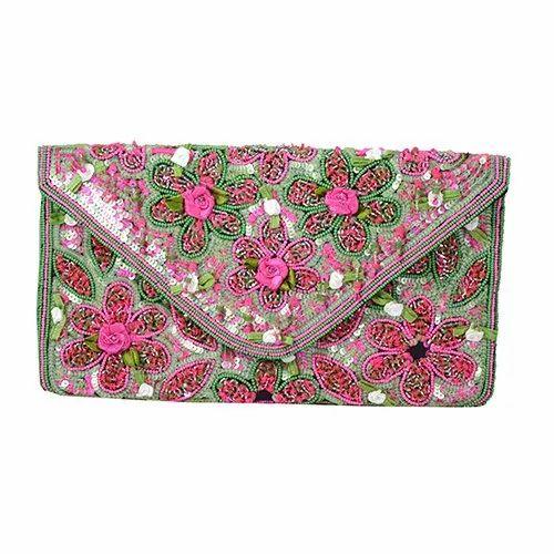 Jari Work Clutch Bag