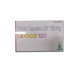 Lipocut 120 Mg Capsule