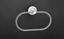 SS Ovel Towel Ring