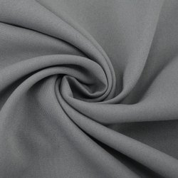Polyster Grey Fabric
