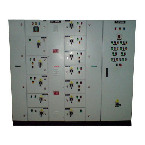 250 Kw Floor Mounted Three Phase Control Panel, For Industrial