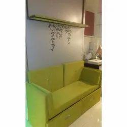 Prosmart Modern Convertible Sofa Bed, For Home, Living Room