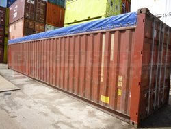 Open Top Used Container'40 Feet