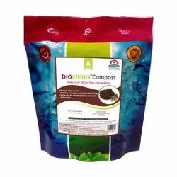 Bioclean Compost Maker Microbes for Degrading Organic Solid Waste
