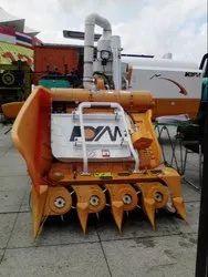 KYM Mini Combine Harvester (4LBZ-110), Model Number/Name: 4LBZ-1100, For Paddy Harvester