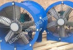 Aluminum Industrial Axial Flow Fan