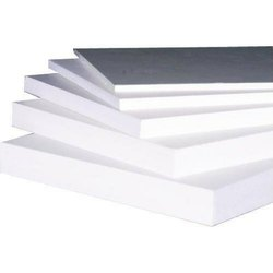 White Pvc Celuka Board, Thickness: 18mm, Size: 8x4