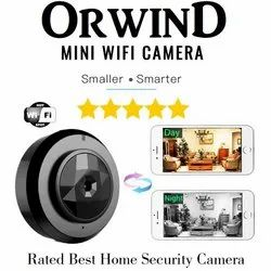 Micro Home Security Camera