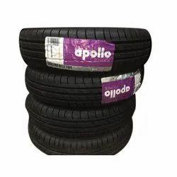 Rubber Apollo Car Tyres, Tyre Size: 155/80 R13