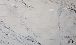 White Indian Marble, Thickness: 15-20 mm