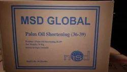 Palm Oil Shortening 3639