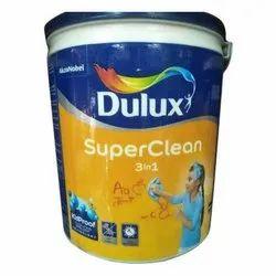 Mid Sheen Dulux Superclean Paint, Packaging Size: 1 L