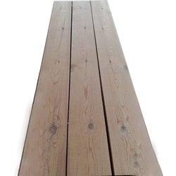 Interlocking Pine Wood Plank