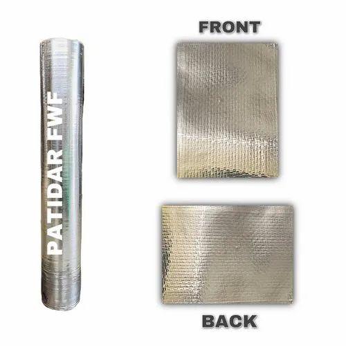 Woven Sack Lamination With Aluminum Foil