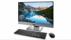Black Dell Inspiron 27 7775 All-In-One Computer Desktop