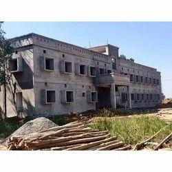 Concrete Frame Structures Hostel Building Construction Service