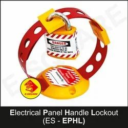 Electrical Panel Handle Lockout