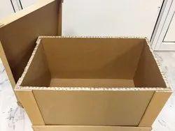 Paper Honeycomb Pallet Box