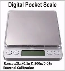 Professional Digital Pocket Scale